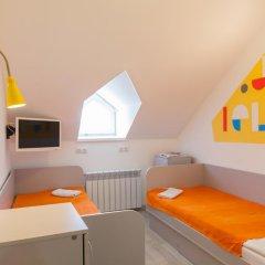 Гостиница Арт Oтель Центральный Кровать в общем номере с двухъярусной кроватью фото 2