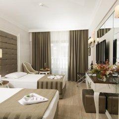 Отель Aydinbey Famous Resort Богазкент комната для гостей