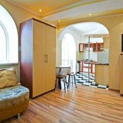 Апартаменты Lessor Студия разные типы кроватей фото 24