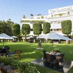 Отель The Claridges New Delhi Нью-Дели питание фото 3