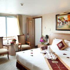 Lenid De Ho Guom Hotel 3* Номер Делюкс фото 2