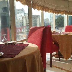 Отель Al Hayat Hotel Apartments ОАЭ, Шарджа - отзывы, цены и фото номеров - забронировать отель Al Hayat Hotel Apartments онлайн питание фото 2