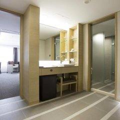 Best Western Premier Seoul Garden Hotel 4* Номер Делюкс с 2 отдельными кроватями фото 4