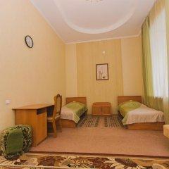 Гостиница Русь Номер Эконом разные типы кроватей фото 9