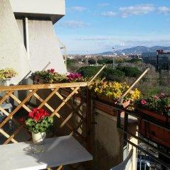 Отель BBCinecitta4YOU балкон