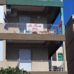 Отель B&B La Fonte Сиракуза парковка