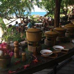 Отель Koh Tao Cabana Resort Таиланд, Остров Тау - отзывы, цены и фото номеров - забронировать отель Koh Tao Cabana Resort онлайн питание фото 2