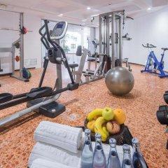 Отель Cala Font фитнесс-зал