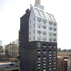 Отель Four Points by Sheraton Manhattan SoHo Village США, Нью-Йорк - отзывы, цены и фото номеров - забронировать отель Four Points by Sheraton Manhattan SoHo Village онлайн вид на фасад фото 2