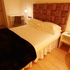 Отель Hostal Santo Domingo Улучшенный номер с различными типами кроватей