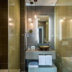 Отель INNSIDE by Melia Prague Old Town 4* Улучшенный номер разные типы кроватей фото 10