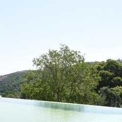 Отель Quinta das Colmeias бассейн