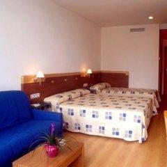 Отель Blaucel - Blanes 4* Стандартный номер фото 2