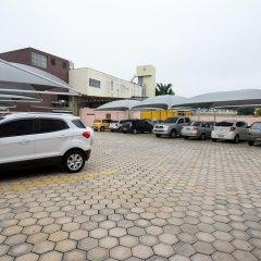 Prisma Plaza Hotel парковка