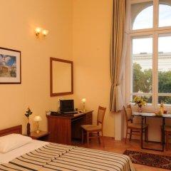 Отель Budapest Museum Central 3* Стандартный номер с двуспальной кроватью фото 5