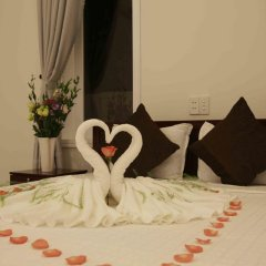 Basil Homestay and Hostel Улучшенный номер с различными типами кроватей