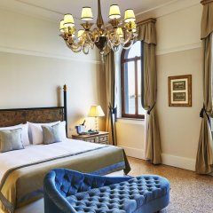 Отель San Clemente Palace Kempinski Venice 5* Люкс повышенной комфортности с различными типами кроватей фото 2