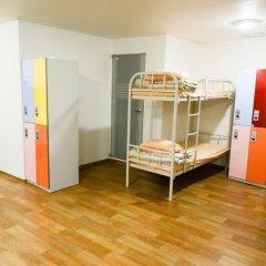 YaKorea Hostel Dongdaemun Кровать в общем номере с двухъярусной кроватью фото 14