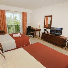 Отель Gamma de Fiesta Inn Plaza Ixtapa 3* Улучшенный номер с различными типами кроватей