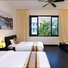 Hoi An Historic Hotel 4* Улучшенный номер с различными типами кроватей фото 4