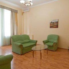 Апартаменты Business Kiev Center Apartments комната для гостей фото 2