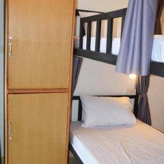Chang Hostel Кровать в общем номере с двухъярусной кроватью фото 12