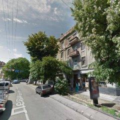 Гостиница Arkadija-Levytskoho 3 парковка