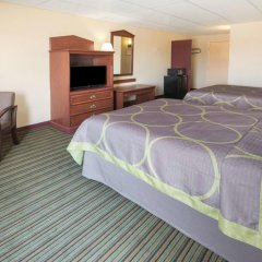 Отель Super 8 Motel - Columbus 2* Стандартный номер фото 3