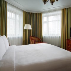 Гостиница Марриотт Москва Тверская 4* Люкс разные типы кроватей фото 7