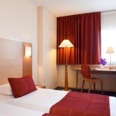 Отель Forest Hill La Villette Париж комната для гостей фото 3