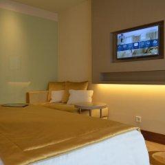 Отель Occidental Lisboa 4* Улучшенный номер с различными типами кроватей фото 5