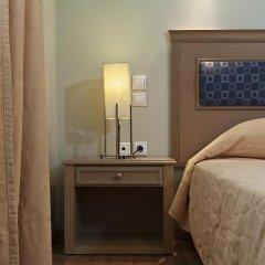 Parnon Hotel 3* Стандартный номер с различными типами кроватей фото 12