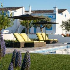 Отель Casa Flor de Sal бассейн