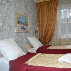 Гостиница Home Номер Комфорт с 2 отдельными кроватями фото 4