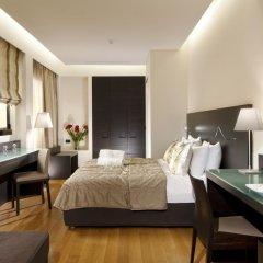 O&B Athens Boutique Hotel 4* Стандартный семейный номер с двуспальной кроватью фото 4