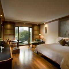 Отель The Sukhothai Bangkok 5* Студия Делюкс с различными типами кроватей фото 2