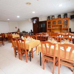Отель Hostal Los Manos Испания, Бланес - отзывы, цены и фото номеров - забронировать отель Hostal Los Manos онлайн питание фото 3