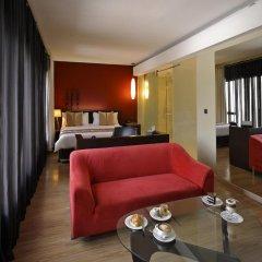 Tribe Hotel 5* Улучшенный номер с различными типами кроватей