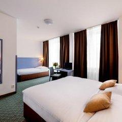 Central Hotel Prague 3* Улучшенный номер фото 4