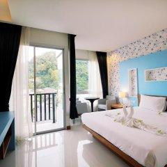Отель Natalie House 1 2* Улучшенный номер с различными типами кроватей фото 3