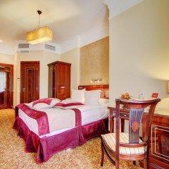 Бутик-Отель Золотой Треугольник 4* Стандартный номер с двуспальной кроватью фото 24