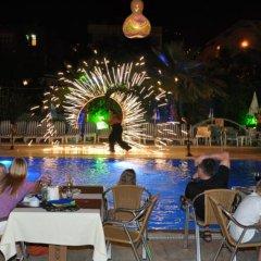 Отель Kleopatra South Star Apart развлечения
