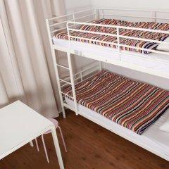 Brussel Hello Hostel Кровать в женском общем номере с двухъярусной кроватью фото 5