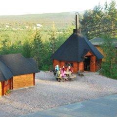Отель Karasjok Camping детские мероприятия фото 2