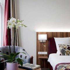 Отель Le Phénix Hôtel Франция, Лион - отзывы, цены и фото номеров - забронировать отель Le Phénix Hôtel онлайн комната для гостей фото 5
