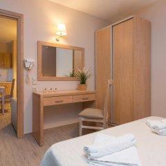 Отель Mary's Residence Suites удобства в номере