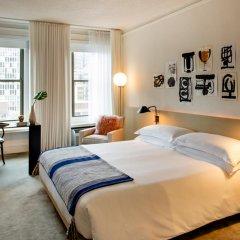 Отель PUBLIC Chicago 4* Улучшенный номер с различными типами кроватей