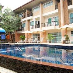 Отель Wonderful Pool house at Kata бассейн фото 3