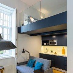 Отель Seventyset Flats - Porto Historical Center Апартаменты разные типы кроватей фото 8