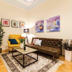 Апартаменты Lovage Apartment интерьер отеля